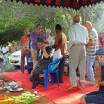 The Bhoomi Puja