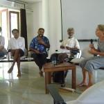Phillipe Borrel, Sasi, Suresh, Mr. Ramanam, Doris