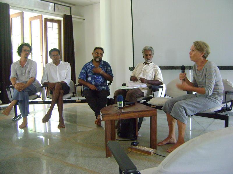 Photographer:Noor   Phillipe Borrel, Sasi, Suresh, Mr. Ramanam, Doris