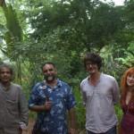 Sanjay Mohan, Suresh Jairam, Philippe Borrel and Annabelle