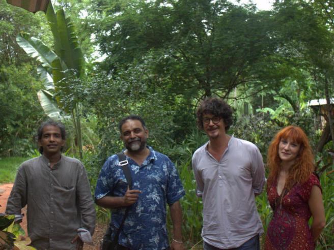Photographer:Sanjay M | Sanjay Mohan, Suresh Jairam, Philippe Borrel and Annabelle