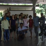 Anand Cine Service of Chennai participating in the teaching program