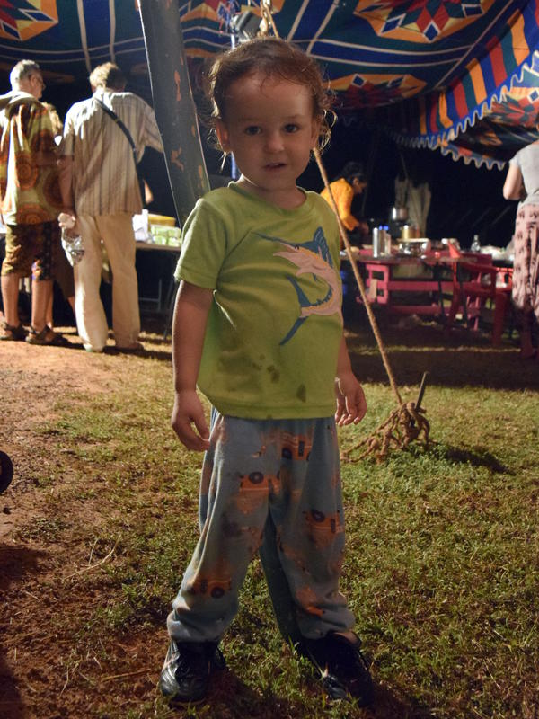 Photographer:Samira | The children seem to be enjoying the festival the most