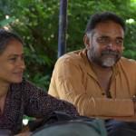 Krishna and Sanjay