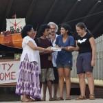 AVFF15 closing ceremony - Bhavyo, Masha, Ahyilia