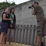 AVFF15 closing ceremony - Masha and Antonio, Marco Saroldi is taking photo of Antonio and Masha