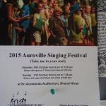III>Aruoville  Singing Festival 2015