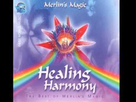 Photographer:web | Merlin's Magic - Heart of Reiki