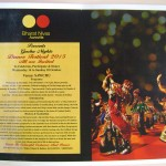 <b>Celebration of Evolution, Garba</b>