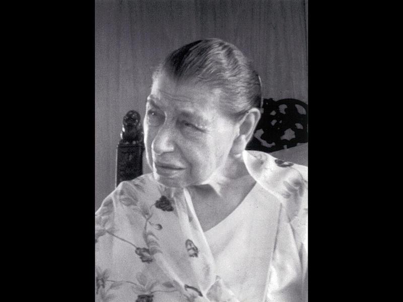 Photographer:Ashram Archives | Mother