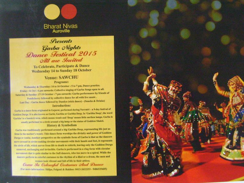Photographer:Martha | Garba Dance Festival 2015 at SAWCHU, Bharat Nivas, Pavilion of India