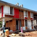 Lowcost house exterior