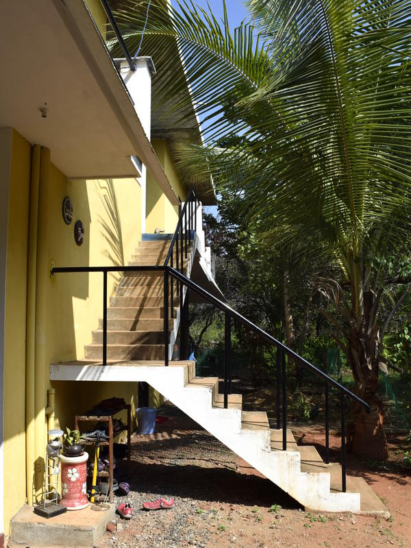 Photographer:Samira Bose | Their new home