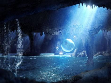 Photographer:web | Caverna Magica