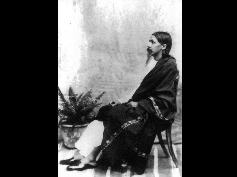 Photographer:Ashram Archives | Sri Aurobindo 1918 - 1920