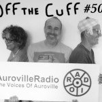The Off the Cuff team. From left: Renu, Andrea and Wazo