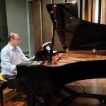 Stefano Ragni playing the piano CRIPA