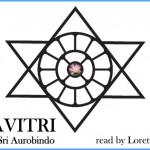 Mother's Symbol in Sri Aurobindo's Symbol, Design by Mother
