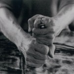 Truth Must Conquer And Dominate Falsehood, Mother's Hands, Photo named By Mother, 15-8-64
