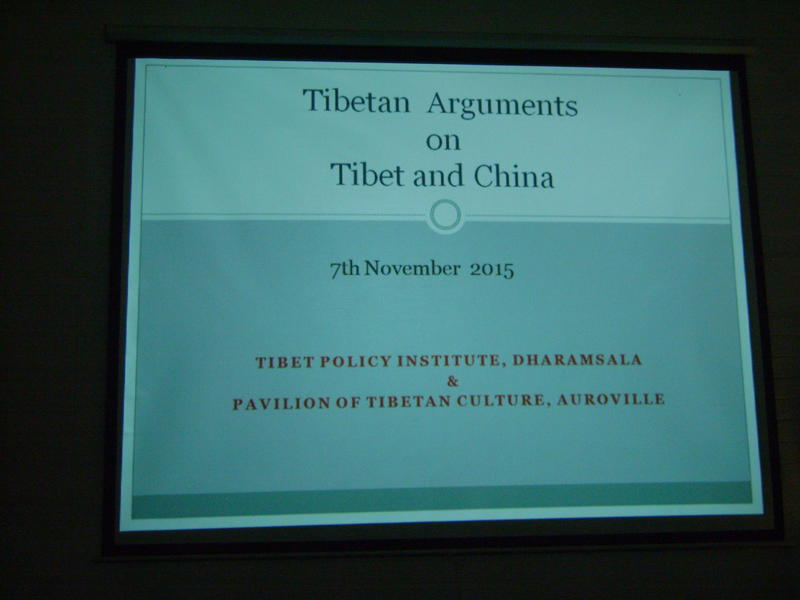 Photographer:Vida | Tibetan Arguments on China and Tibet by TPI