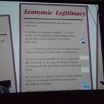 Regime Legitimacy by Tezin Norgay