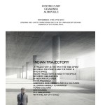 Dominic Dube - Indian Trajectory, 13th to 27th of November at Citadine