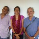 Sandeep, Divya, Rakhal