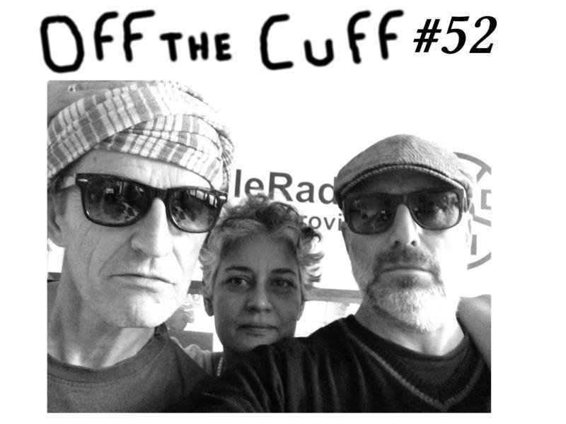 Photographer:Andrea   OTC Crew, From Left: Wazo, Renu and Andrea