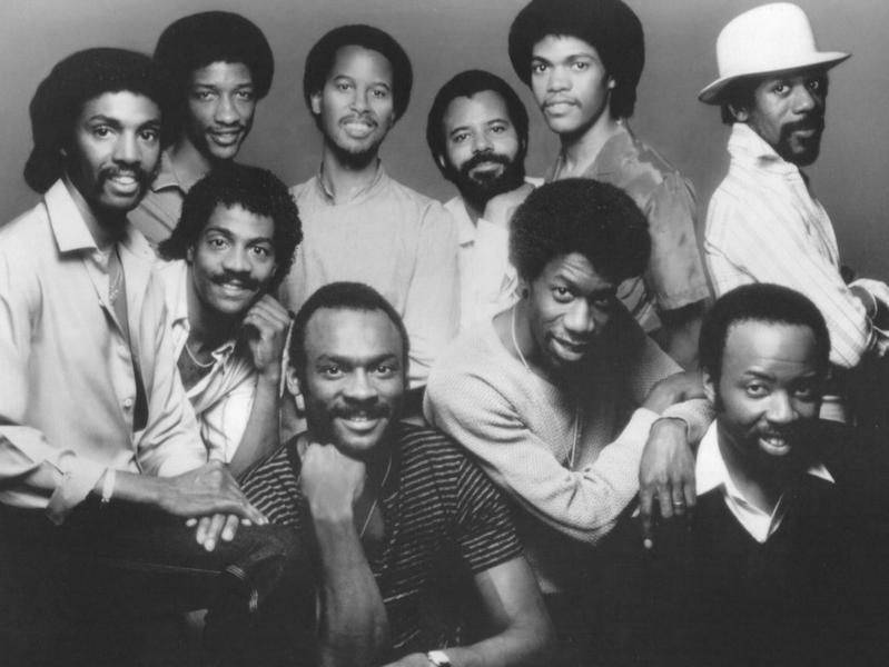 Photographer:web | Kool & The Gang in 70s