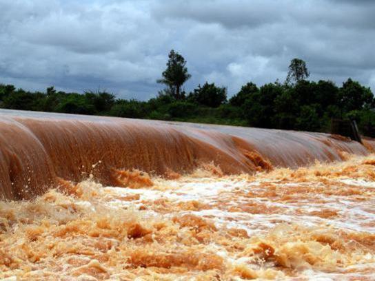 Photographer:web | Gomukhi dam opened