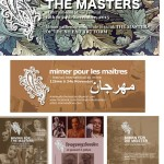 poster for Mime Festival - Miming for Masters