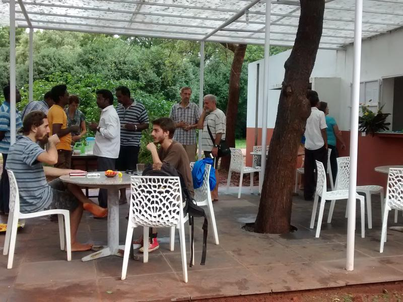 Photographer:Niveditha | The foodlovers at the new space
