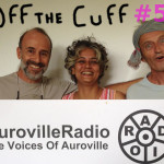 Off The Cuff team: from left Andrea, Renu & Wazo
