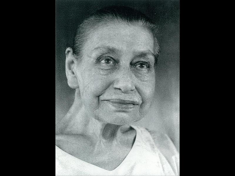 Photographer:Ashram Archives | Mother 4/5/67