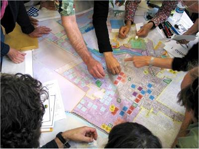 Photographer:web | community pariticpation in planning