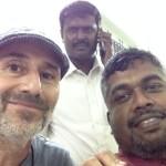 Andrea, John Nelson, Naguveer Prakash