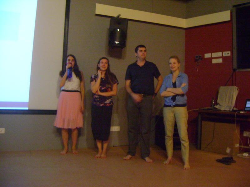 Photographer:Lena | Final Presentation at MMC