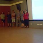 Final Presentation at MMC