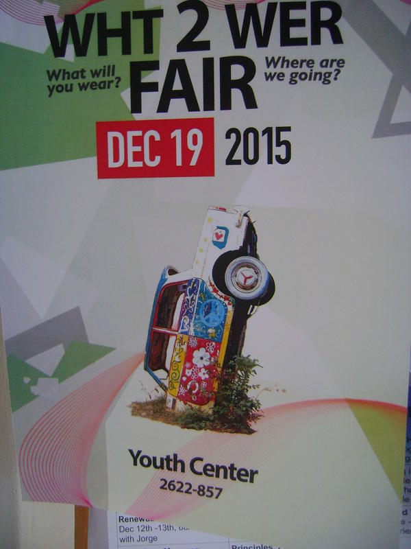 Photographer:Barbara | Christmas fari at Youth Center on Saturday 19th 10am to