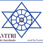 Mother's Symbol in Sri Aurobindo's Symbol - Designed by Mother