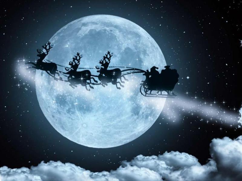 Photographer:web | Christmass in Full Moon