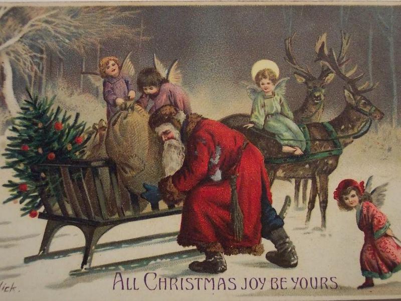 Photographer:web | Vintage Christmas