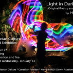 Light in Darkness - book launch on 27th