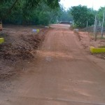 Crown Road blocked again due to greed of private developer