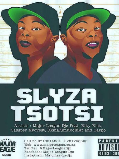Photographer:web | Major League Djz - Slyza Tsotsi