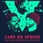 Card on Spokes - On the Low
