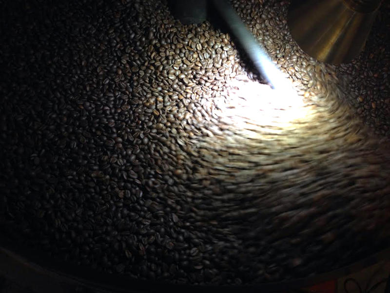 Photographer:The Unstitute | Freshly roasted beans