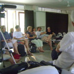 audience of architect, TDC, residents at SAIIER conference room