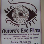 Auroville - A Dream Donw to Earth on 12th at 5.30pm Kala Kendra
