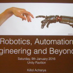 Robotics, Automation, Engineering, and Beyond